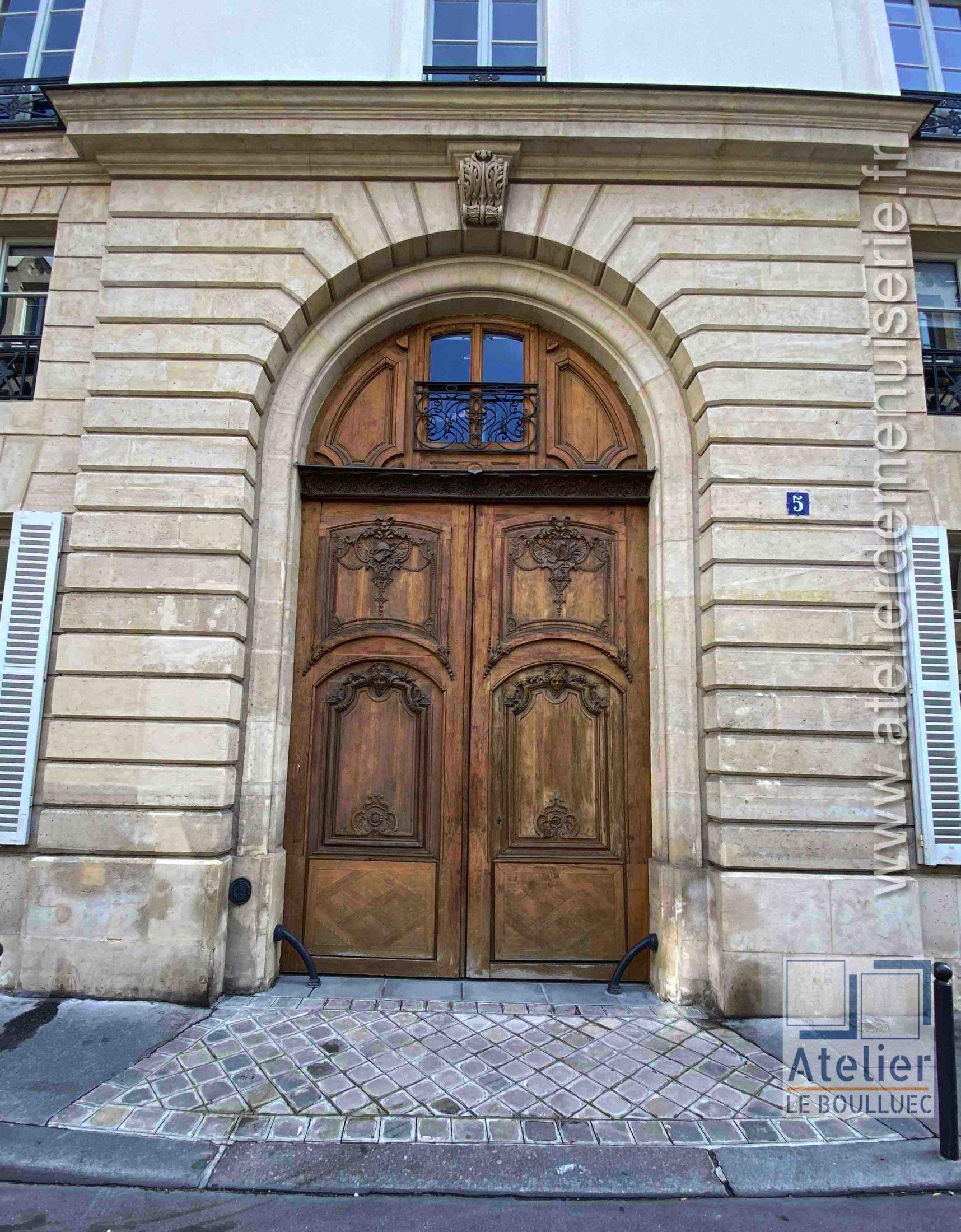 Porte Cochère - 5 RUE DU REGARD PARIS 6