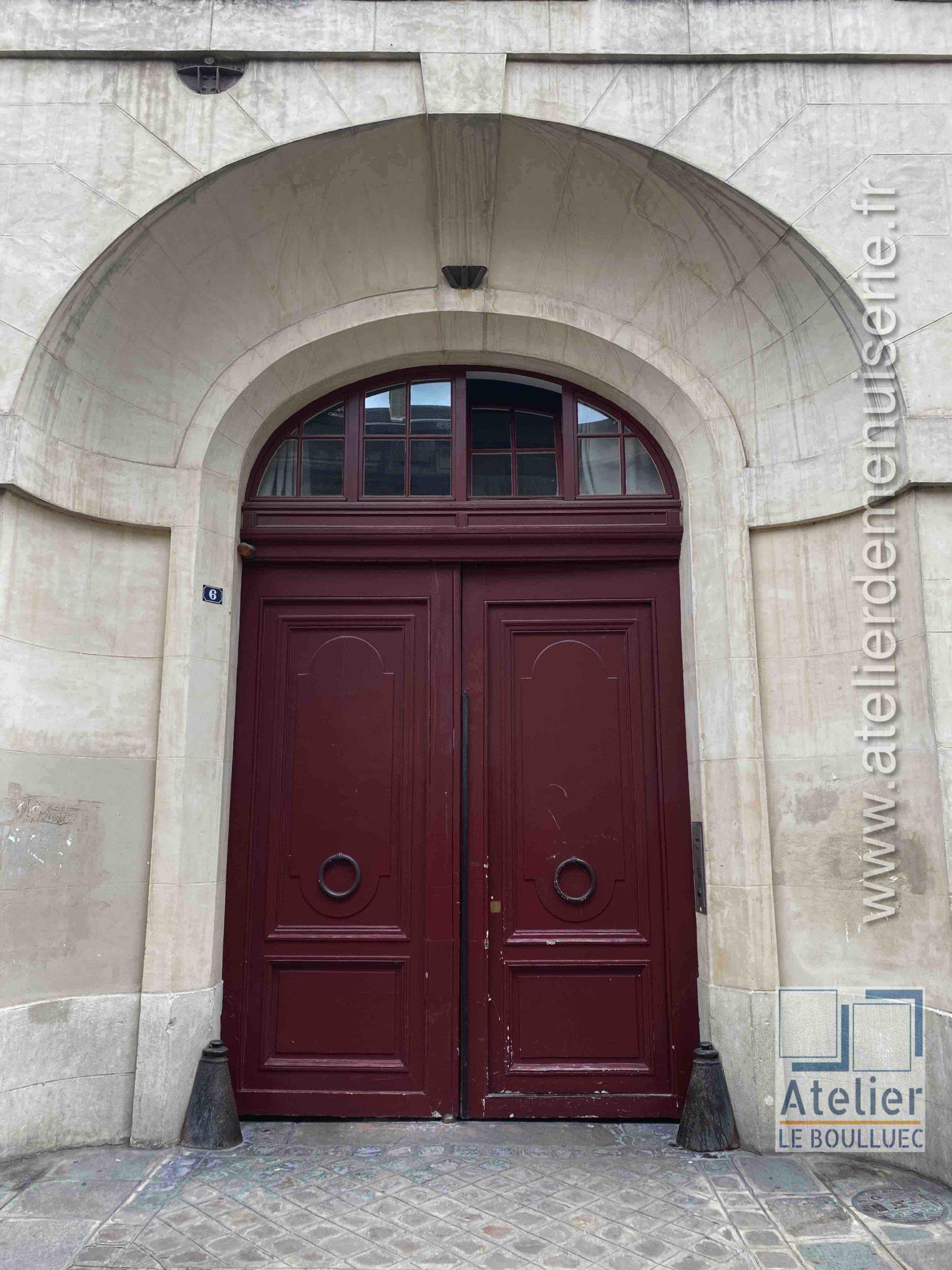 Porte Cochère - 6 RUE DE THORIGNY PARIS 3