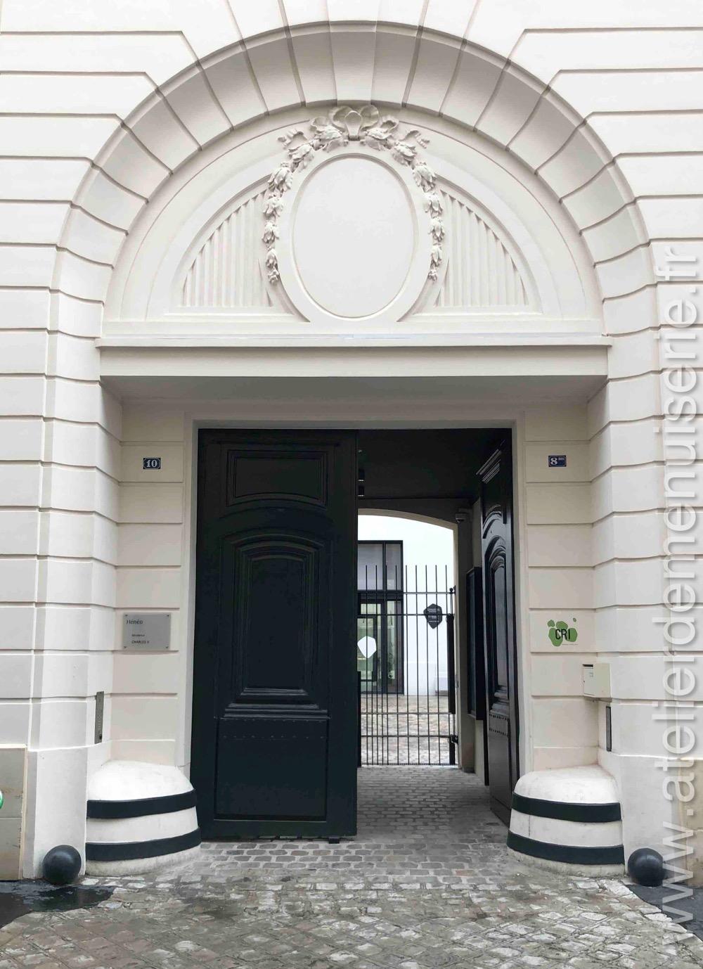 Porte Cochère - 8bis RUE CHARLES V PARIS 4
