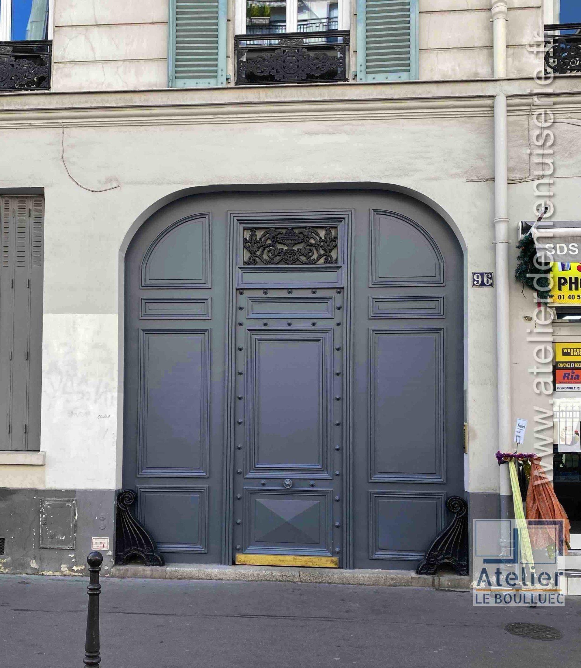 Porte Cochère - 96 RUE PETION PARIS 11