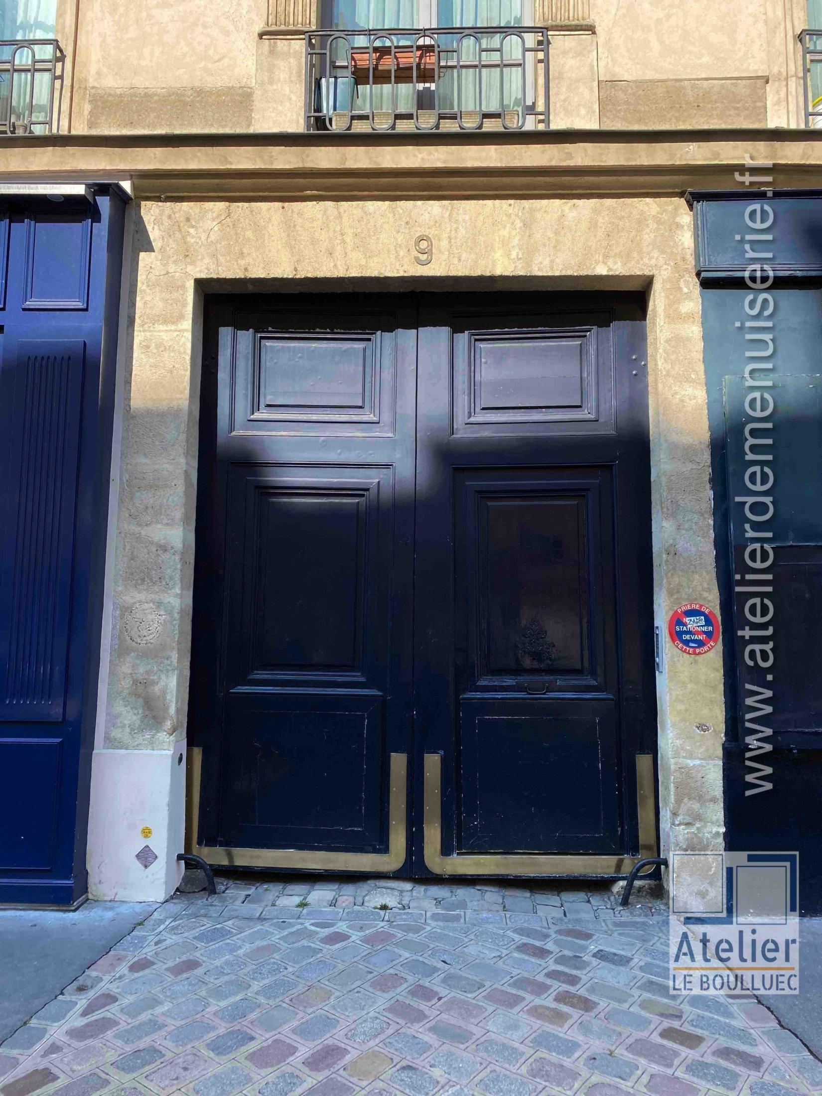 Porte Cochère - 9 RUE DE LINNE PARIS 5