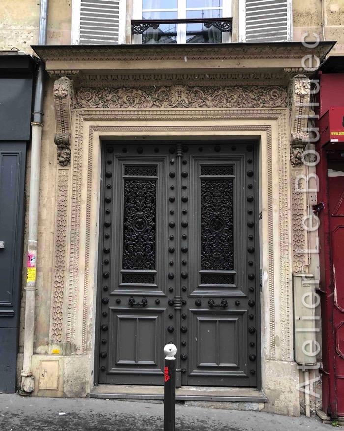 Porte Cochère Empire - 38 RUE ND DE LORETTE