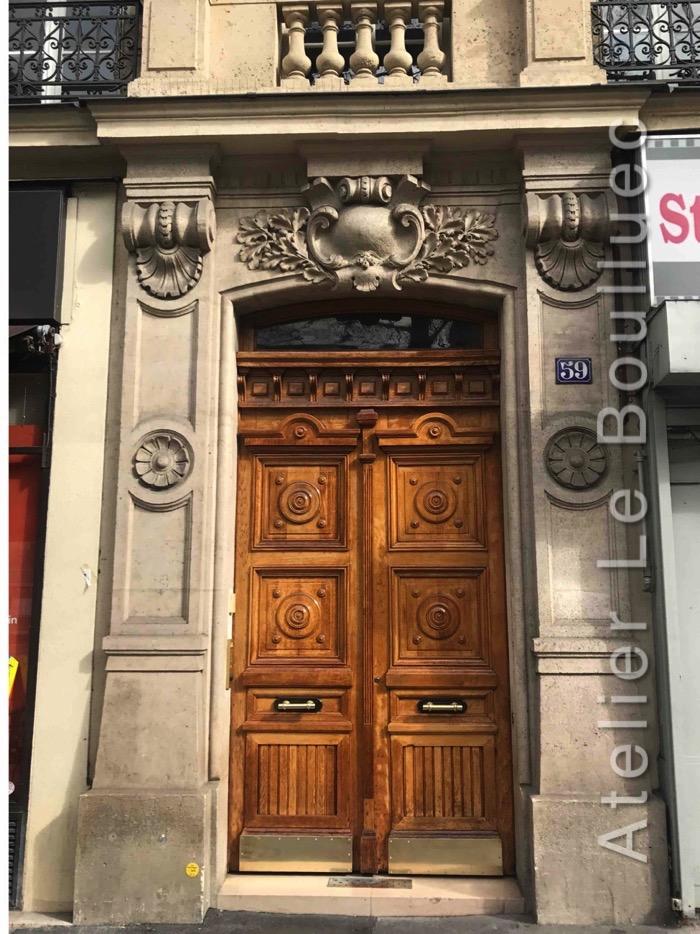 Porte Cochère Empire - 59 AV DE LA REPUBLIQUE RED