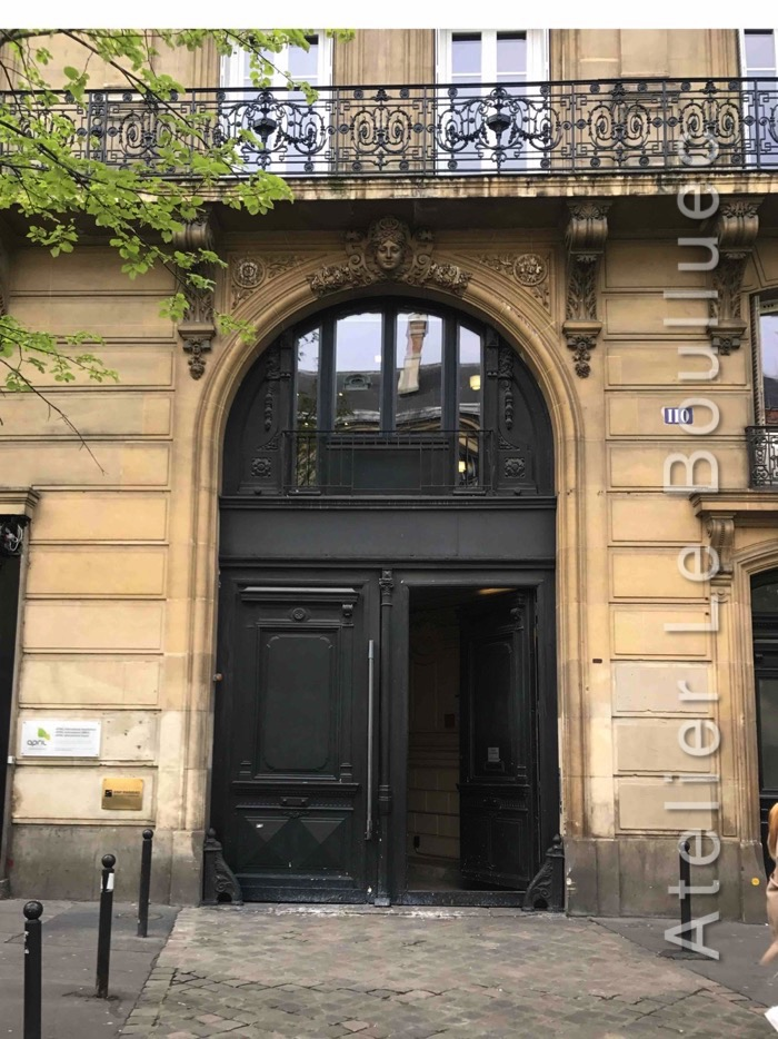 Porte Cochère Louis XV - 110 AV DE LA REPUBLIQUE RED