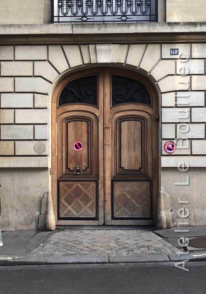 Porte Cochère Louis XV - 148 RUE DE LONGCHAMP PARIS 16