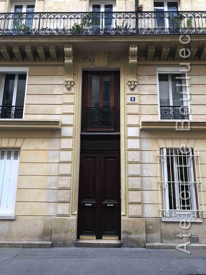 Porte Cochère Batarde - 8 RUE LEOPOLD ROBERT PARIS 14