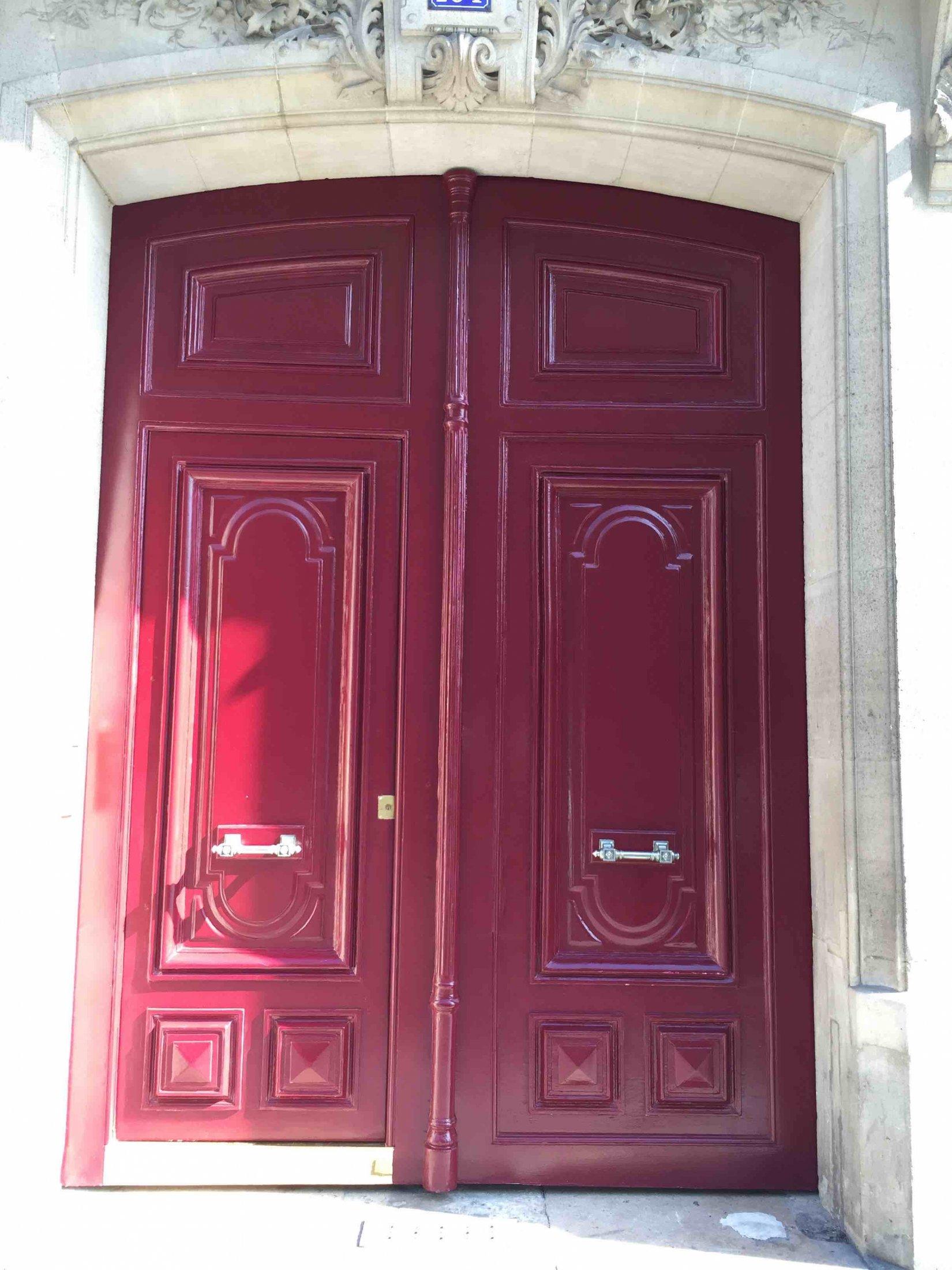Porte Cochère 134 Bd Saint Germain 10