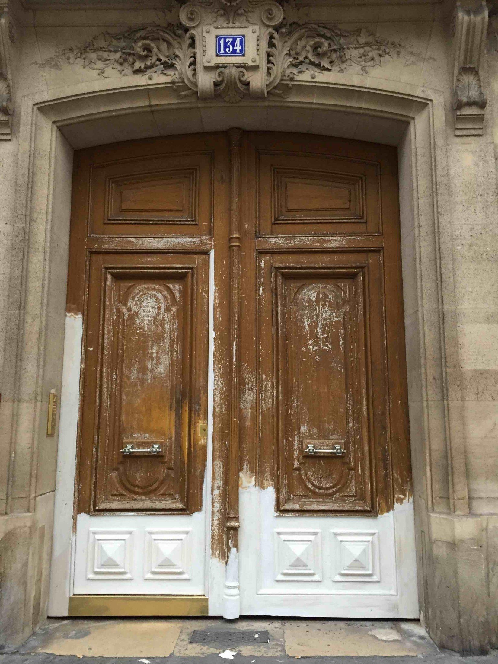 Porte Cochère 134 Bd Saint Germain 9