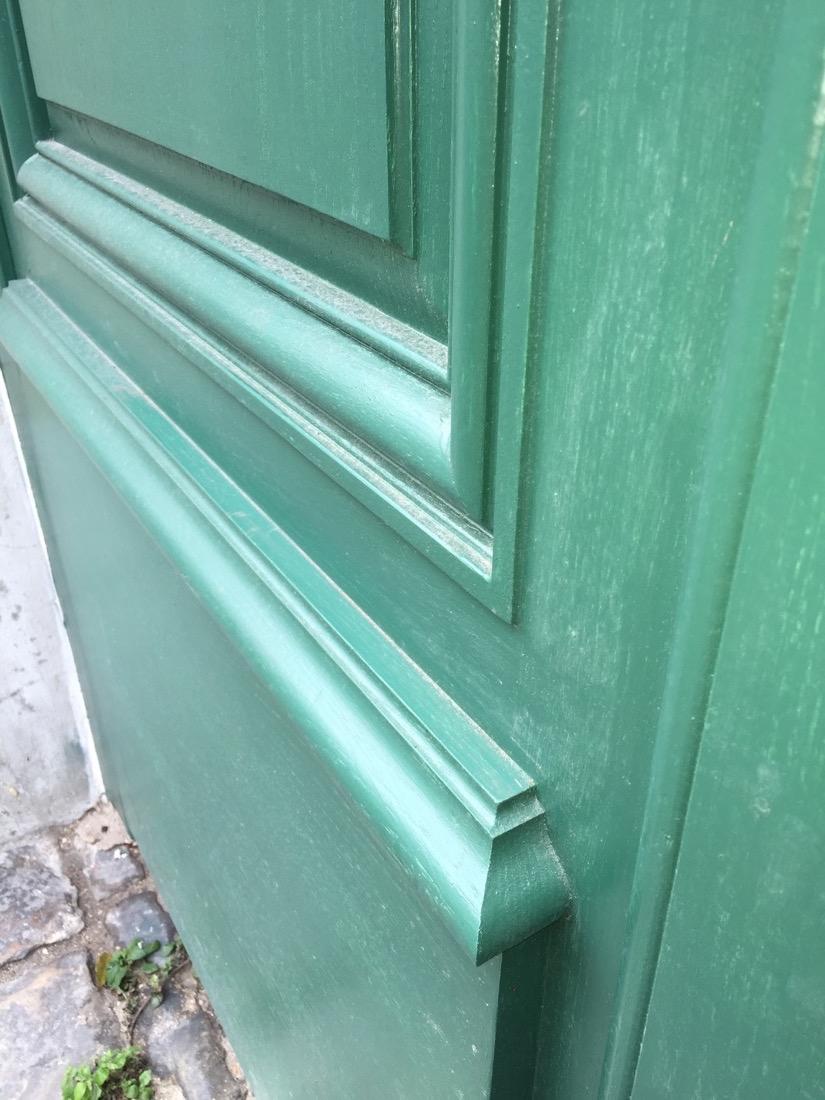 Porte Cochère Rue Des Pavillons 10