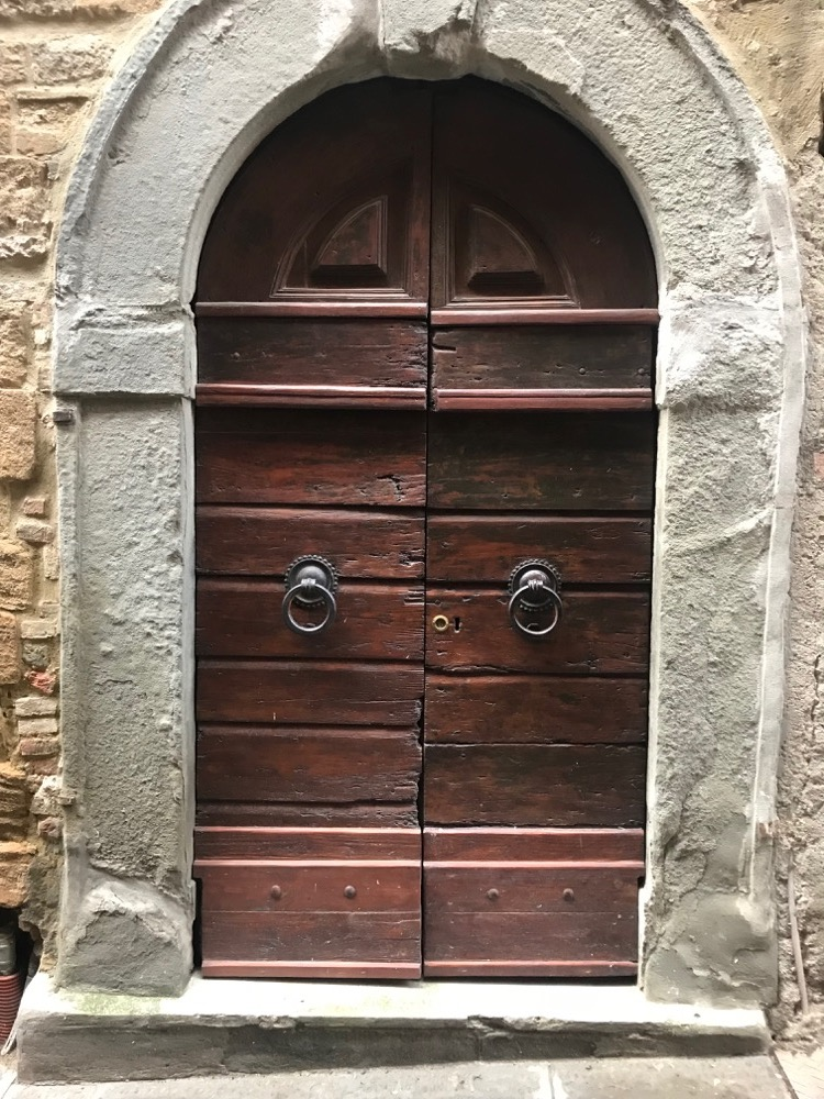 Porte Maison 3 Gambassi Terme - Sienne - Italie