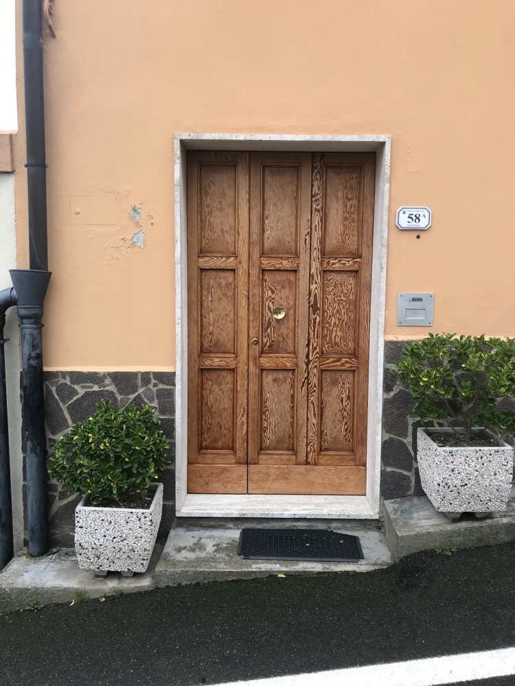 Porte Maison 5 Gambassi Terme - Sienne - Italie