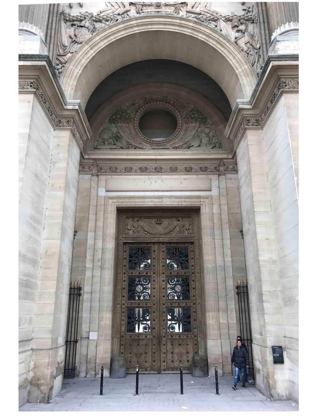 Porte Orientale Du Palais Du Louvre Royal - Rue De L'amiral De Coligny - Paris 1er