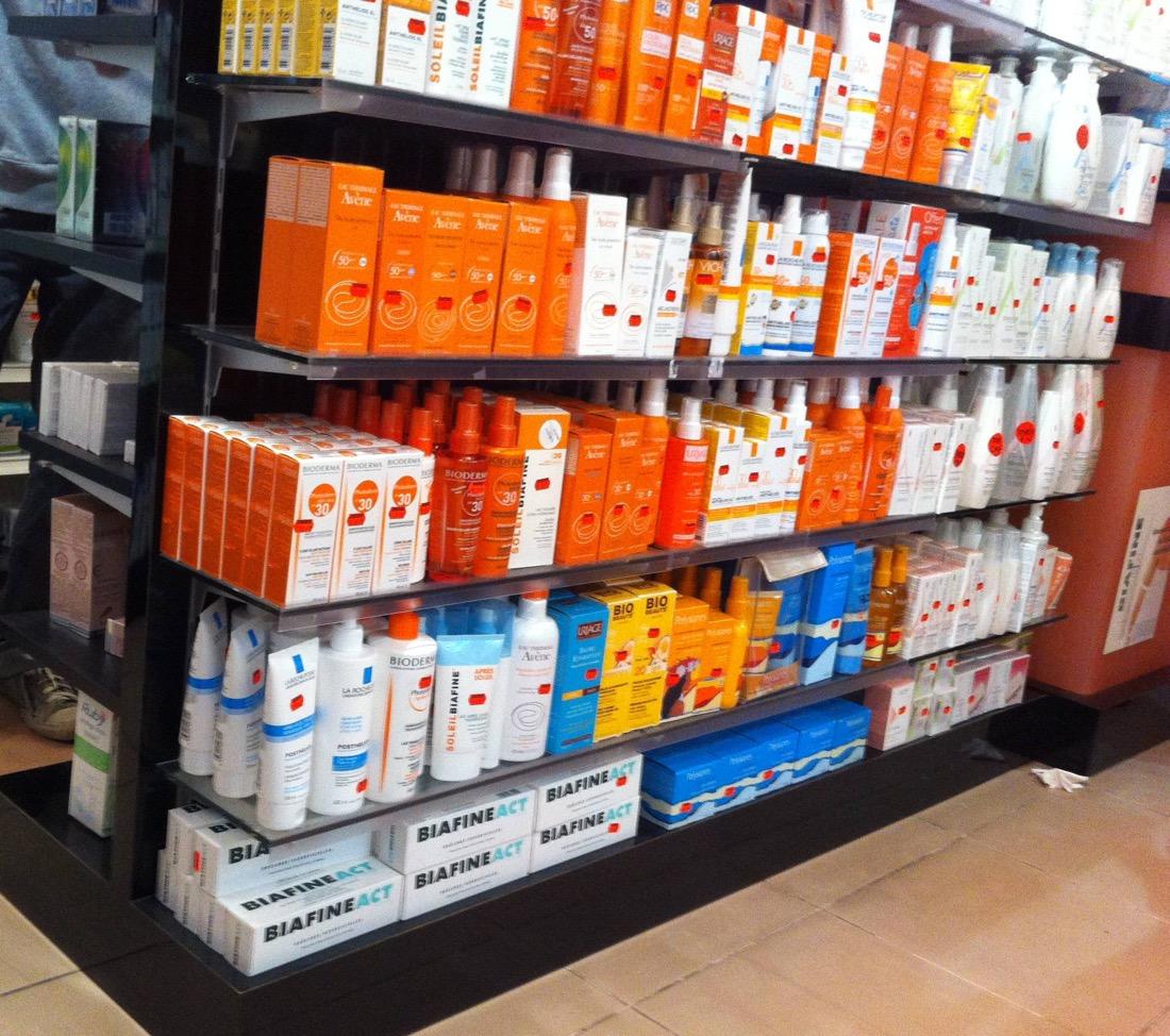 Présentoir Pharmacie 3