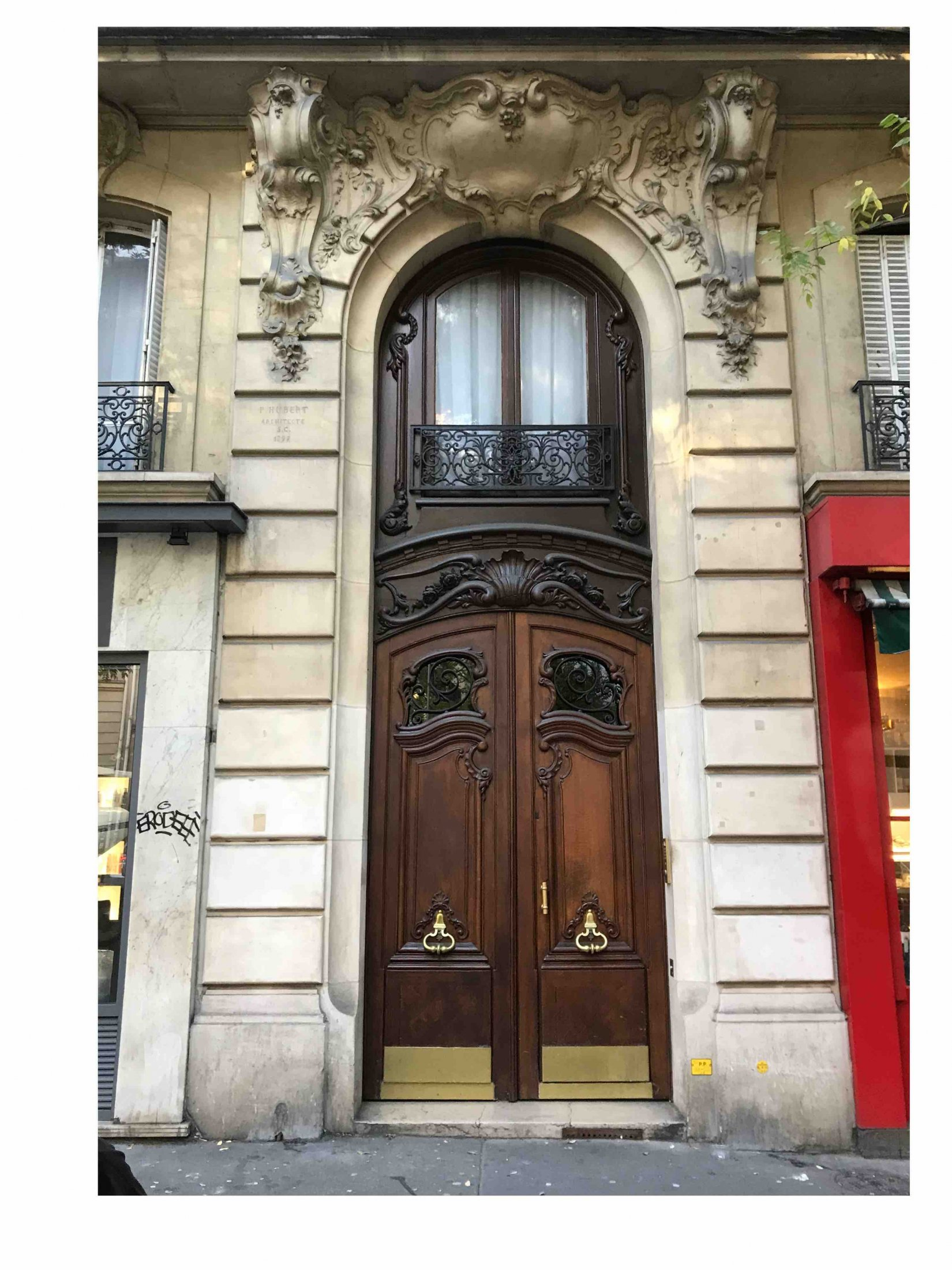 Rue Caulaincourt Paris 18