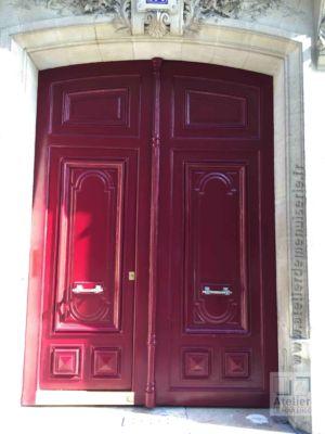 2014 06 Porte Cochère 134 Bd Saint Germain Paris 6