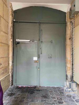 2020 06 Porte Cochère 9 Rue Des Déchargeurs Paris 1 Photo 3 Vue Intérieure