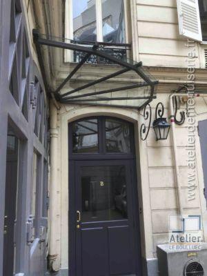 2020 07 Marquise Rue St Honoré Posée P1