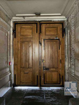 2020 08 Porte Cochère 17 Rue Des Halles Paris 1 Photo 2 Vue Int