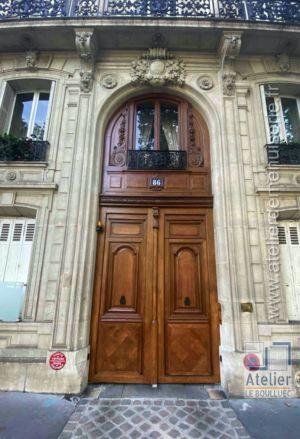 2020 10 Porte Cochère 86 Bd Malsherbes Vue Ext