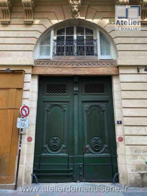 PORTE COCHERE 1 RUE DU MAIL PARIS 2