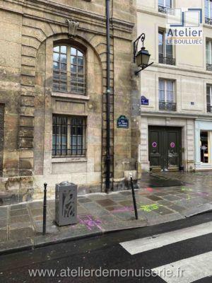 PORTE COCHERE 31 RUE DES FRANCS BOURGEOIS PARIS 4