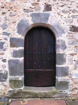 Porte EGLISE DE HANCHES