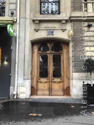 Porte Batarde - 137 BD HAUSSMANN PARIS 8