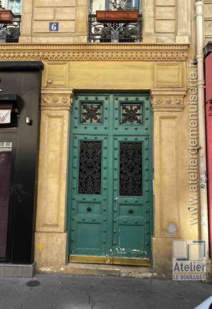 Porte Batarde - 6 RUE DE LINNE PARIS 5