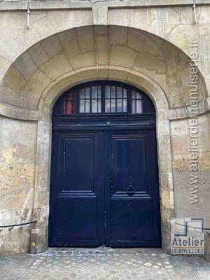 Porte Cochère - 10 RUE DE THORIGNY PARIS 3
