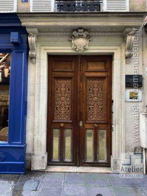 Porte Cochère - 11 RUE DE VILLEDO PARIS 1