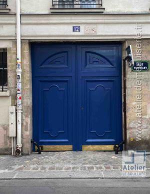 Porte Cochère - 12 RUE DE THORIGNY PARIS 3