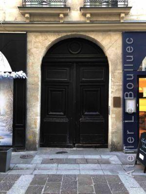 Porte Cochère - 12 RUE MONTORGUEIL PARIS 1