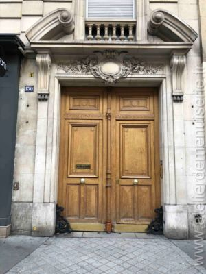 Porte Cochère  - 130 Rue De Rennes - Paris 6