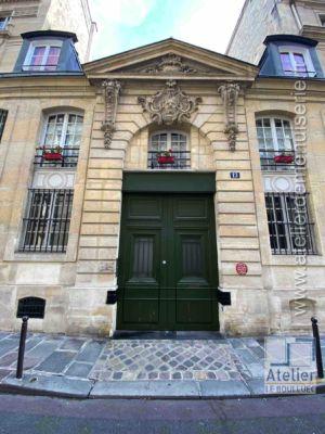 Porte Cochère - 13 RUE DU REGARD PARIS 6