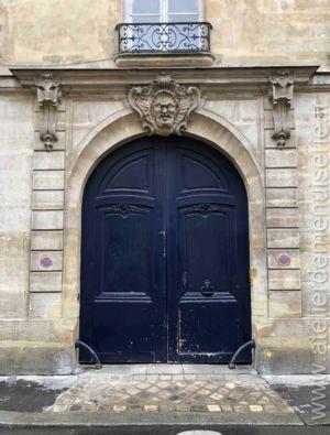 Porte Cochère - 15 RUE CHARLES V PARIS 4