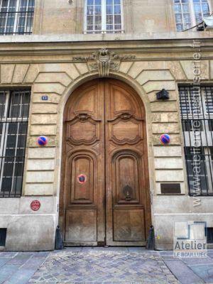 Porte Cochère - 15 RUE DU REGARD PARIS 6