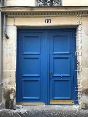 Porte Cochère - 19 RUE DES FEUILLANTINES  PARIS 5