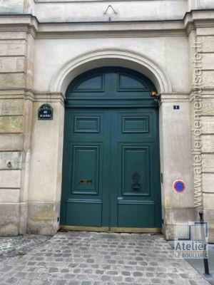 Porte Cochère - 1 RUE DE LA PERLE PARIS 3
