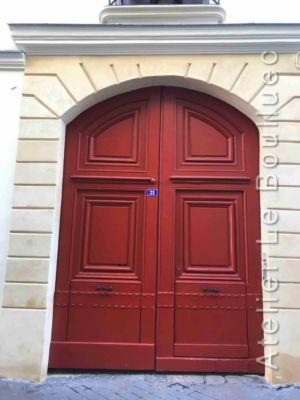 Porte Cochère - 21 RUE CASSETTE PARIS 6
