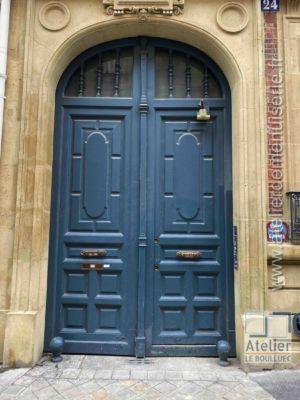 Porte Cochère - 24 RUE VAUQUELIN PARIS 5