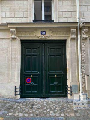 Porte Cochère - 29 RUE DE L\'UNIVERSITE PARIS7