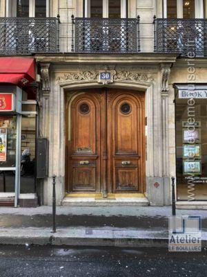 Porte Cochère - 30 RUE CAMBACERES PARIS 8