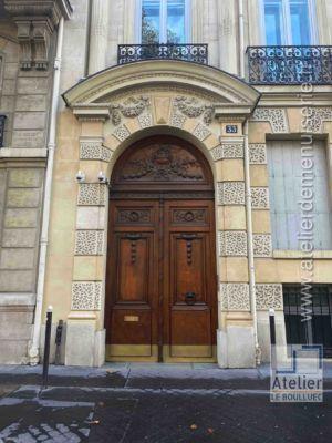 Porte Cochère - 33 AVENUE KLEBER PARIS 16