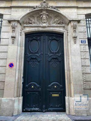Porte Cochère - 33 RUE DE L\'UNIVERSITE PARIS7