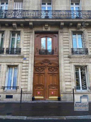 Porte Cochère - 35AVENUE KLEBER PARIS 16