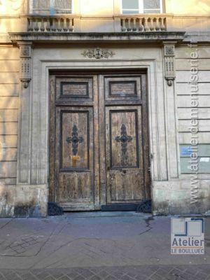 Porte Cochère - 4 RUE DES PETITS CHAMPS PARIS 2