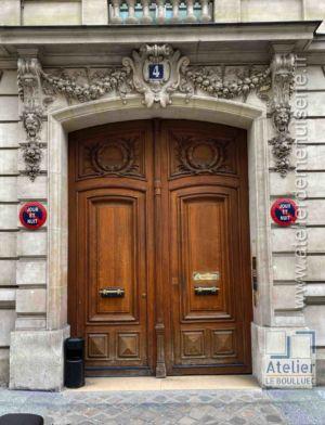 Porte Cochère - 4 RUE DE TEHERAN PARIS 8