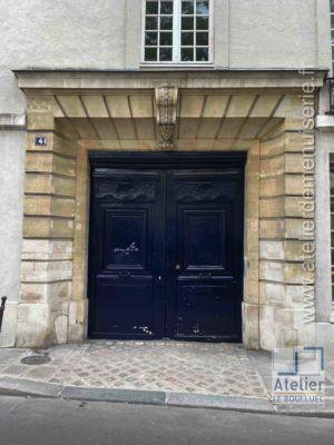 Porte Cochère - 4 RUE DE THORIGNY PARIS 3