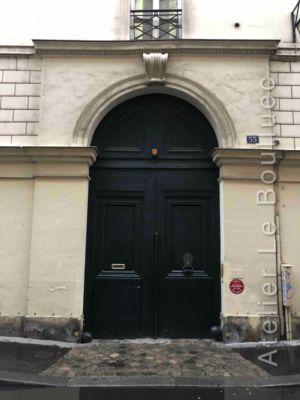Porte Cochère - 55 RUE DE VERNEUIL PARIS 7