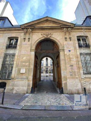 Porte Cochère - 7 RUE DU REGARD PARIS 6